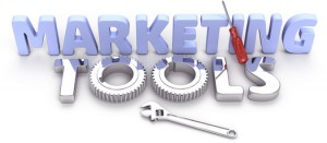 Shiny effective powerful new marketing tools for corporate department